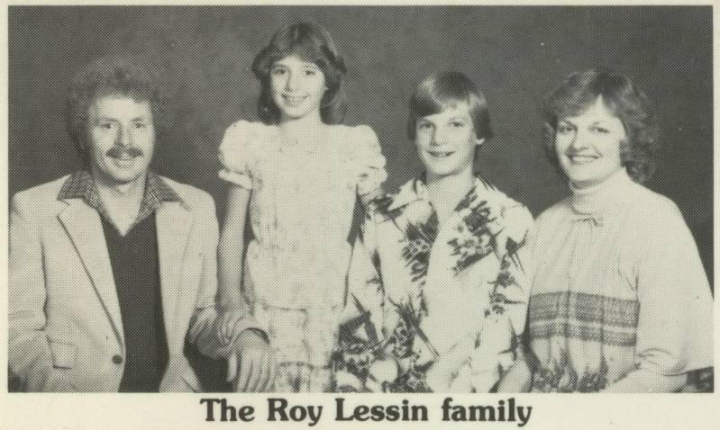 Roy Lessin Family
